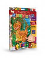 Набір сяючих елементів Danko Toys Блискуча мозаїка Дракон БМ-02-01