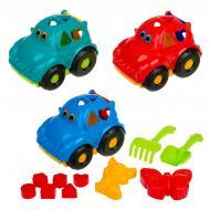 Набір для пісочниці Colorplast Сортер Автошка №2 299