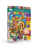 Набір сяючих елементів Danko Toys Блискуча мозаїка Понi на лугу БМ-02-05