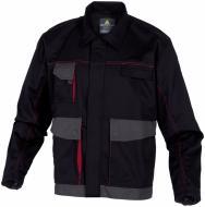 Куртка робоча Delta plus D-Mach   р. XXXL DMVESNR3X чорний із червоним