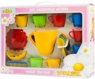 Набір дитячого посуду Тигрес 28 предметів 39131