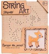 Набір для творчості Стрінг-арт Олень 952913 1 вересня