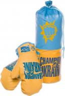Набір боксерський Danko Toys Champion of Ukraine S-UA