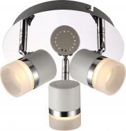 Спот Altalusse INL-9387C-15 SMD LED 3x5 Вт хром/белый