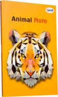 Блокнот Animal note orange A5 Profiplan