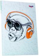 Блокнот Music note monkey A5 Profiplan