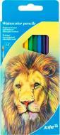 Олівці кольорові акварельні 12 шт. KITE