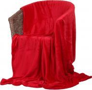 Плед Basic Карнеол 150x200 см червоний La Nuit