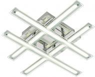 Люстра Victoria Lighting 39.2 Вт хром Cross/PL4
