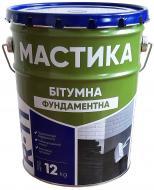 Мастика бітумна Ореол-1 бітумна 12 кг