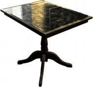 Стол журнальный SEAPS зеркальный состаренный Skyblackme X8 №5255