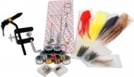 Набір інструментів Lineaeffe для в'язання мушок 12 найменувань 5030011