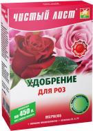 Добриво кристалічне Чистый лист для троянд 300 г