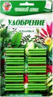 Добриво в паличках Чистый лист для декоративно-листяних рослин 30 шт