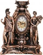 Статуетка-годинник Чоловік і жінка Стародавньої Греції T1404