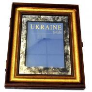 Декор настінний книга в рамі Ukraine X5 №3359 SEAPS 56x46 см