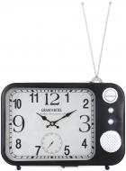 Годинник настільний в формі радіо 33х24х4,5 см