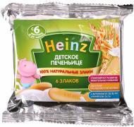 Печиво Heinz 6 злаків 60 г 8001040411230