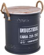 Бочка для хранения Cargo 30х31 см серая