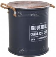 Бочка для хранения Cargo 35х39,5 см серая