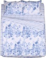 Комплект постельного белья Aqua 2 голубой La Nuit