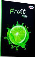 Книга для нотаток Frutti note green А5 4823099900121 Profiplan