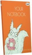 Книга для нотаток Artbook, orange, В6 Profiplan