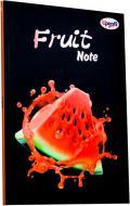 Блокнот Frutti note red A5 Profiplan