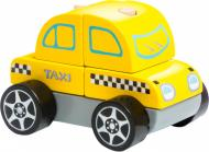 Машинка Cubika Тахі LM-6 (13159)