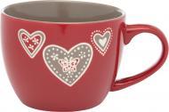 Чашка Батерфляй 480 мл червона HG3-639A-SMM