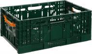 Ящик складаний перфорований Пласт-Бокс 600x400x240 мм 2348.030700