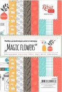 Папір для дизайну Magic Flowers односторонній глянцевий А4 Rosa Talent