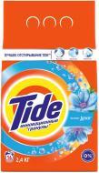 Пральний порошок для машинного прання Tide Lenor Touch of Scent для білого 2,4 кг