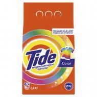 Пральний порошок для машинного прання Tide для білих та кольорових речей 2,4 кг