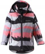 Куртка детская для девочки Reima Timka р.104 розовый 721730.9