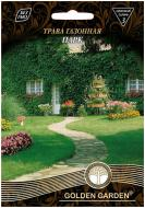 Насіння Golden Garden газонна трава Парк гігант 20 г