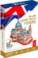 3D-пазл CubicFun Великобританія: Собор Святого Павла MC117h