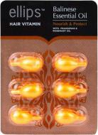 Олія Ellips Balinese Essential Oil захист пошкодженого волосся 6 мл
