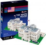 3D-пазл CubicFun США: Білий дім C060h