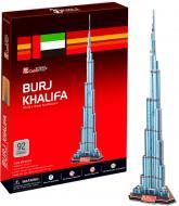 3D-пазл CubicFun ОАЕ: Бурдж Халіфа C151h