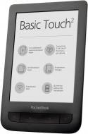Електронна книга PocketBook 625 Basic black Touch 2
