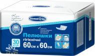 Пелюшки Білосніжка для немовлят гігієнічні 60х60 см 30 шт.