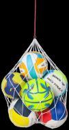 Сетка Pro Touch Nylon Net 9 balls черныйбелый 413662-001