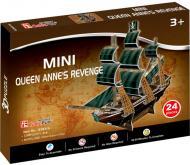 3D-пазл CubicFun Помста Королеви Анни міні-серія S3031h