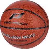 Баскетбольный мяч Pro Touch Harlem 500 413428-900118 р. 7 коричневый