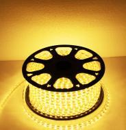 Стрічка світлодіодна Hopfen 2835 60 LED 6 Вт IP65 220 В теплий