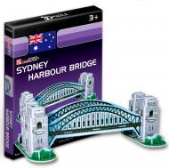 3D-пазл CubicFun Сіднейський міст Харбор-Брідж міні-серія S3002h
