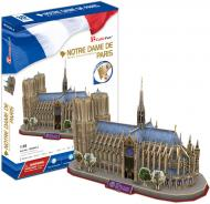 3D-пазл CubicFun Франція: Собор Паризької Богоматері MC054h-2