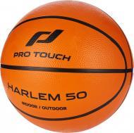 Баскетбольный мяч Pro Touch Harlem 50 310324-903219 р. 7 черно-оранжевый