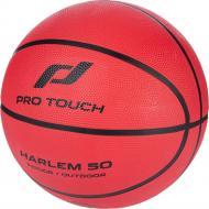 Баскетбольный мяч Pro Touch Harlem 50 310324-902246 р. 6 красный